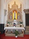 Sacred Heart Church. Altar of Mary. - Budapest District VIII.JPG