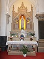 Sacred Heart Church. Altar of Mary. - Budapest District VIII.JPG