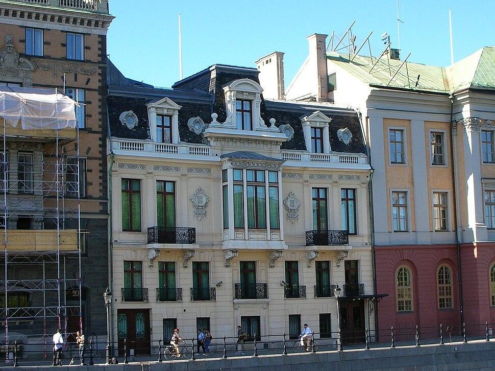Sagerska palatset
