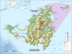 Saint-Martin Island topographic map-en.svg