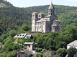 Saint-Nectaire Église20