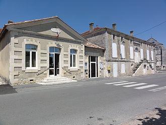 Saint-Palais, Gironde - Town hall