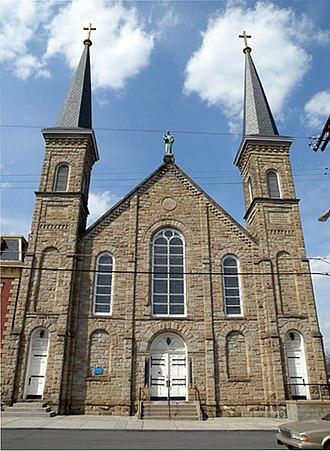 Saint Anthony's Chapel (Pittsburgh) - Image: Saint Anthony's Chapel Pittsburgh PA