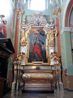 Saint Anne church in Lubartów - Interior - 18.jpg