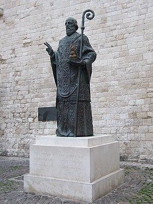 Saint Nicholas in Bari