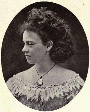 Canadian classical music - Sallie Holman, principal singer, Holman Opera Troupe
