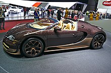 Bugatti Veyron The complete information and online sale