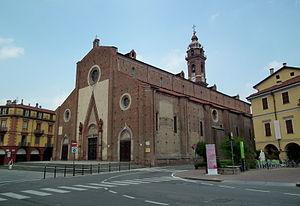 Roman Catholic Diocese of Saluzzo - Saluzzo Cathedral