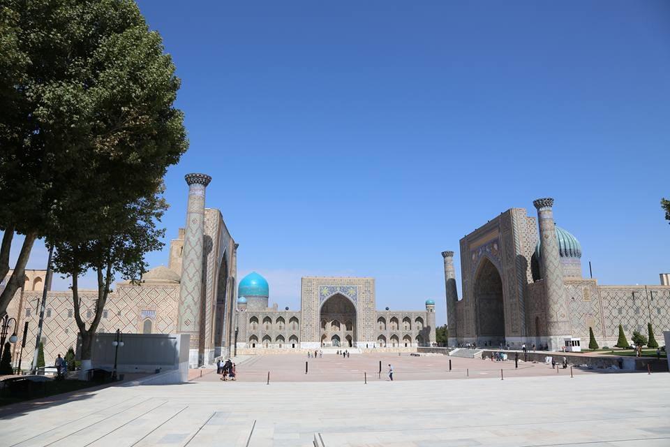 Samarkand city sights3