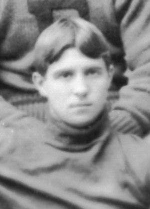 Sam Boyle - Boyle in 1895
