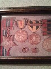 Samuel Triplett Medal of Honor