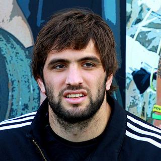 Sam Whitelock Rugby player