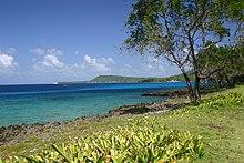 圣安德烈斯岛