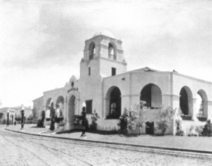 Carleton Winslow - Kansas Building, Panama–California Exposition, 1915