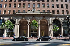 One Market Plaza - Image: San Francisco Southern Pacific Building 01