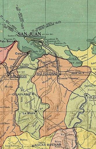 Río Piedras, Puerto Rico - San Juan and Rio