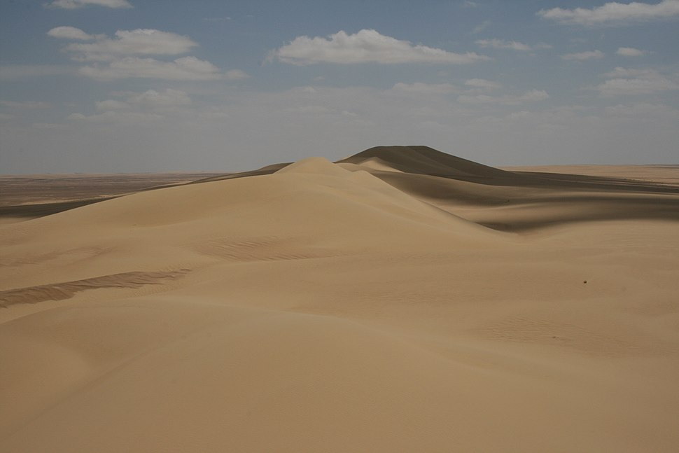 Sand Dunes (Qattara Depression)