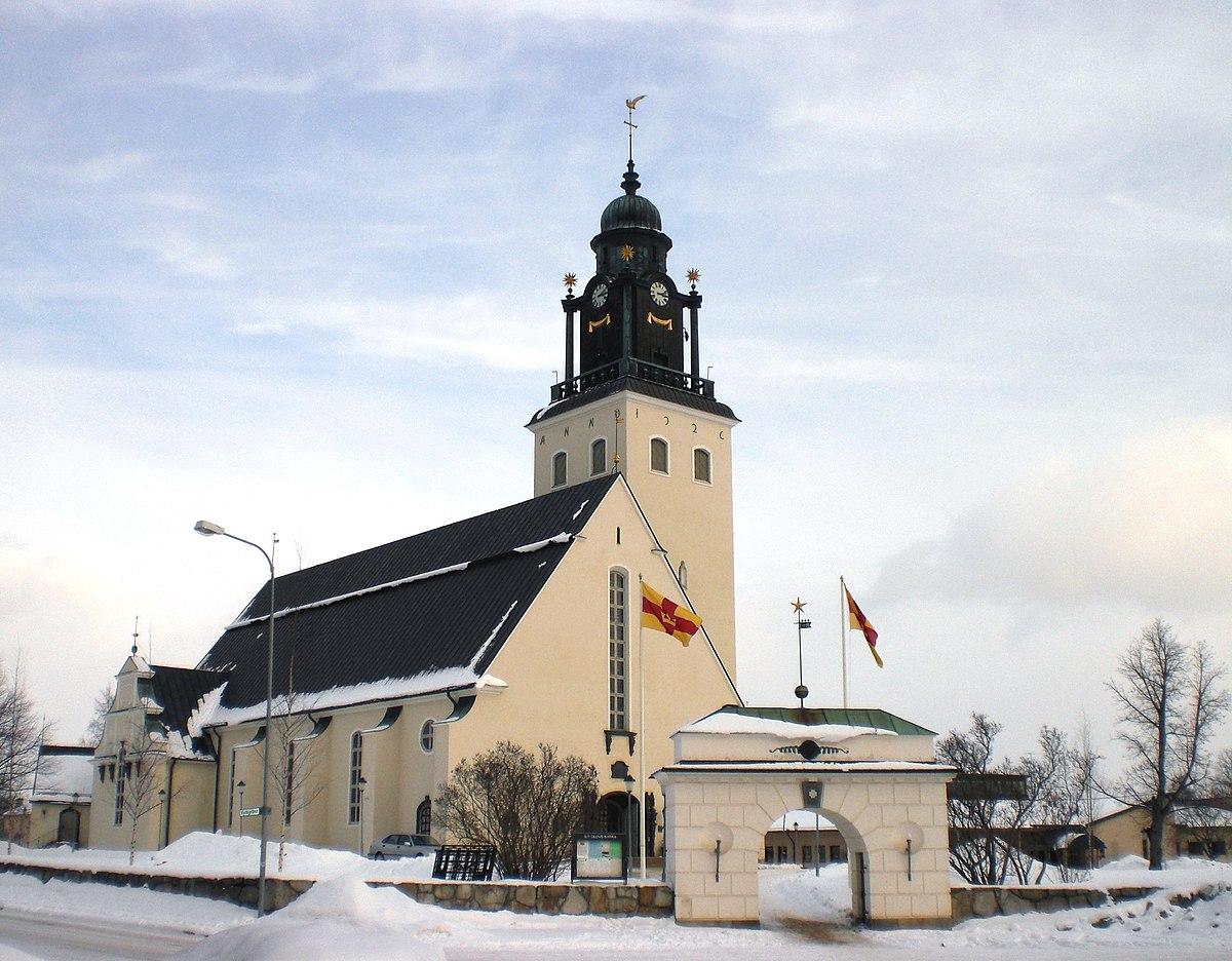 Skellefte Sankt Olovs frsamling Wikipedia