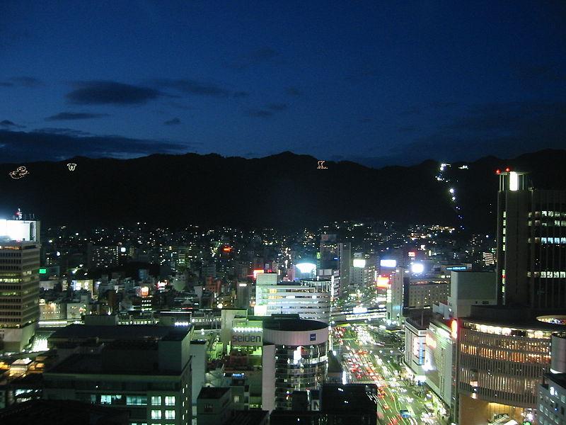 File:Sannomiya-nightview.JPG