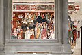 Sano di giorgio (scuola pistoiese, attr.), adorazione dei magi, 1390 ca. 00.jpg