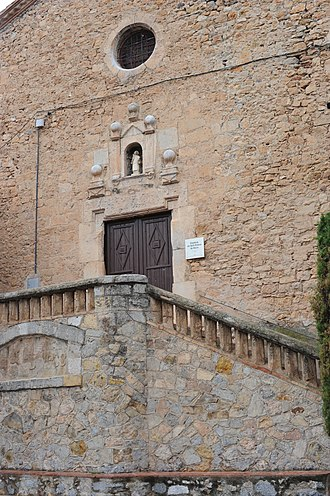 Biure - Image: Sant Esteve de Biure
