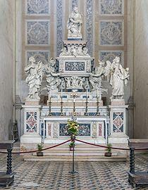 Santa Giustina (Padua) - Right nave - Chapel of the Holy Innocents