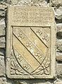 Santa croce, loggiato sud, esterno stemma lippi.jpg