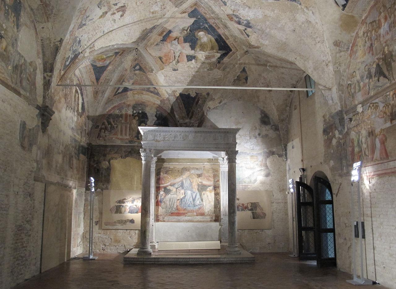 File santa maria della scala sagrestia vecchia 01 1 jpg for Sagrestia vecchia