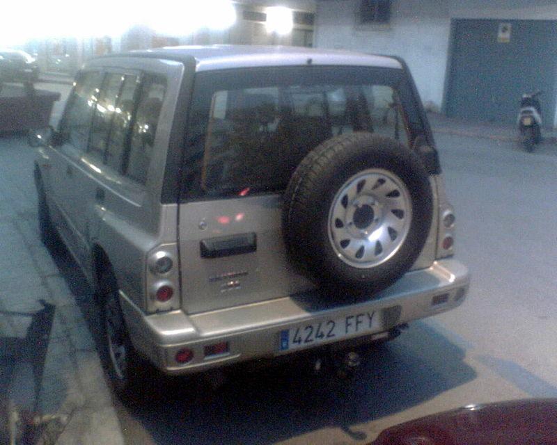 Santana Motors 800px-Santana_350_Rear