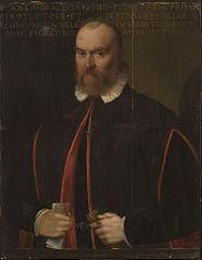 Portrait of Carlo Pitti