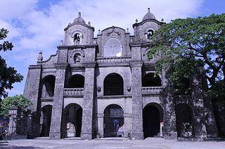 Santuario del Santo Cristo Church in Metro Manila, Philippines