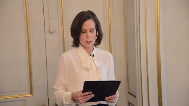 File:Sara Danius announces the Nobel Prize in Literature 2016 03.webm - Wikimedia Commons