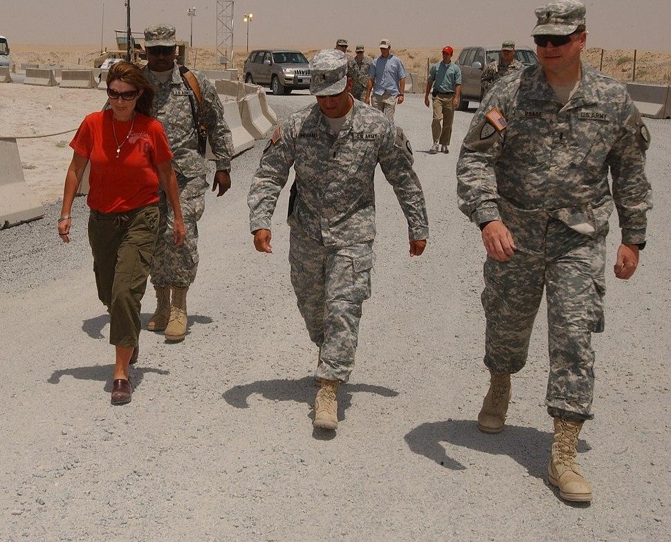 Sarah Palin Kuwait 1