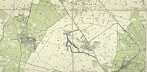 Sarafand al-Amar - Sarafand al-Amar from 1932 map, 1:20,000