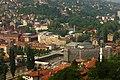 Sarajevo, pohled na budovu knihovny.jpg