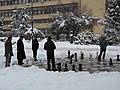 Sarajevo 20. 12. 2009 sah chess na -20° C (4213923758).jpg