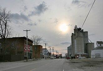 Sadorus, Illinois - Image: Sardorus, IL