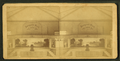 Sargent Hall, 1876. (Interior view), from Robert N. Dennis collection of stereoscopic views.png