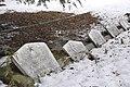 Sarkanās armijas brāļu kapi (241 karavīrs WWII) Vatrānē, Ķeipenes pagasts, Ogres novads, Latvia - panoramio.jpg