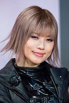 "Sasaki Sayaka from ""GARO -KAMINOKIBA-"" at Opening Ceremony of the Tokyo International Film Festival 2017 (25331653517).jpg"