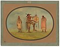 Saukie Warrior, His Wife, and a Boy C16987.jpg