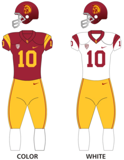 USC Trojans football An American college football team at University of Southern California