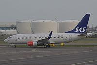 SE-REX - B737 - SAS