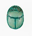 Scarab Inscribed with the Throne Name of Thutmose III MET 27.3.300 top.jpg