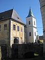Schloss Rogendorf and Church of St Anna at Pöggstall, Lower Austria.jpg