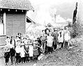 School at Alpine, Washington November, 1925 (PICKETT 192).jpg