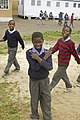School children (Lukhanyo Primary School, Zwelihle Township (Hermanus, South Africa) 08.jpg