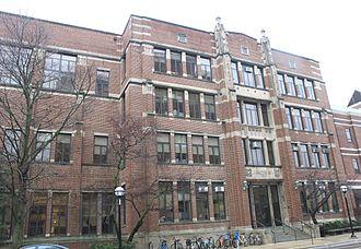 University of Michigan School of Education - School of Education Building