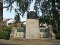 Schopfheim, Denkmal bei der Stadtkirche.JPG