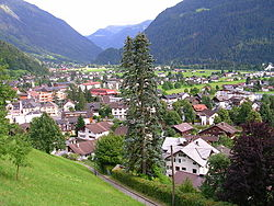 July 2007 View of Schruns